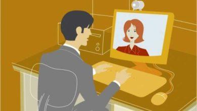 colloquio di lavoro via skype