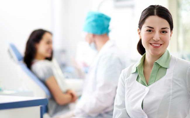 lavorare nella sanita'