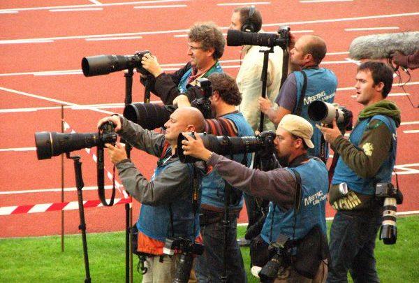 fotografo sportivo