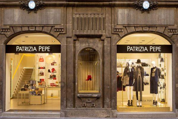patrizia pepe sales assistant
