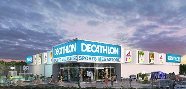 decathlon venditori