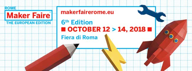 maker faire rome eu, call