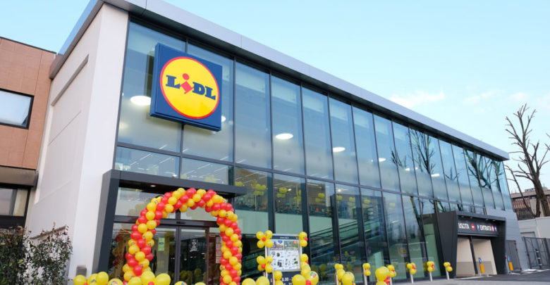 lidl, recruiting day