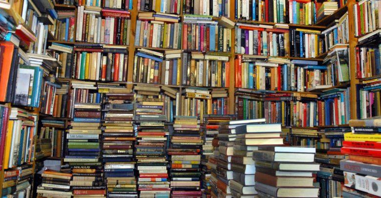 lavorare libreria