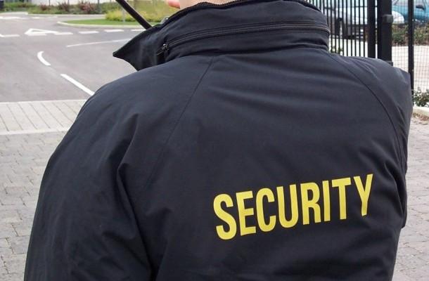 addetti alla sicurezza