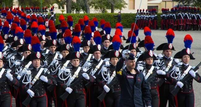 Calendario Concorso Carabinieri.Carabinieri 3 700 Volontari In Ferma Quadriennale
