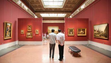 lavorare museo