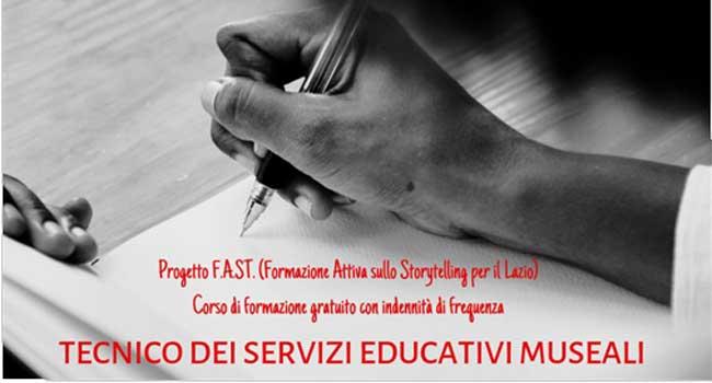 tecnici dei servizi educativi museali
